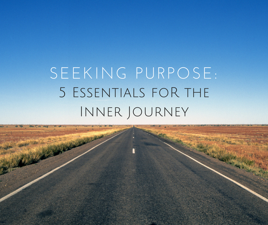Seeking Purpose