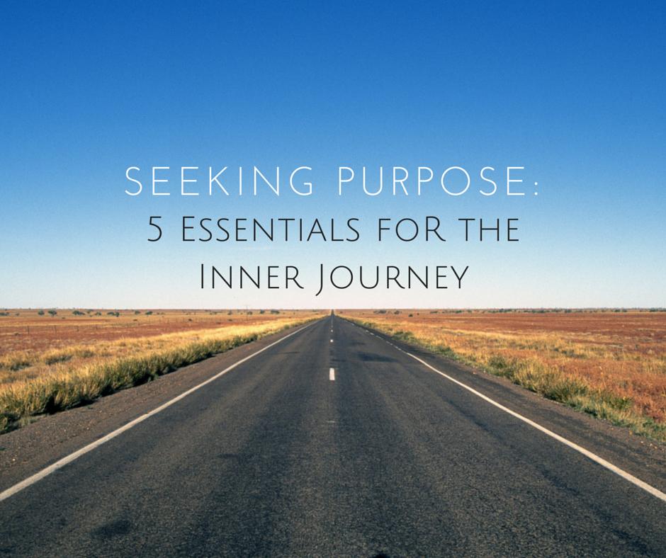 Seeking Purpose