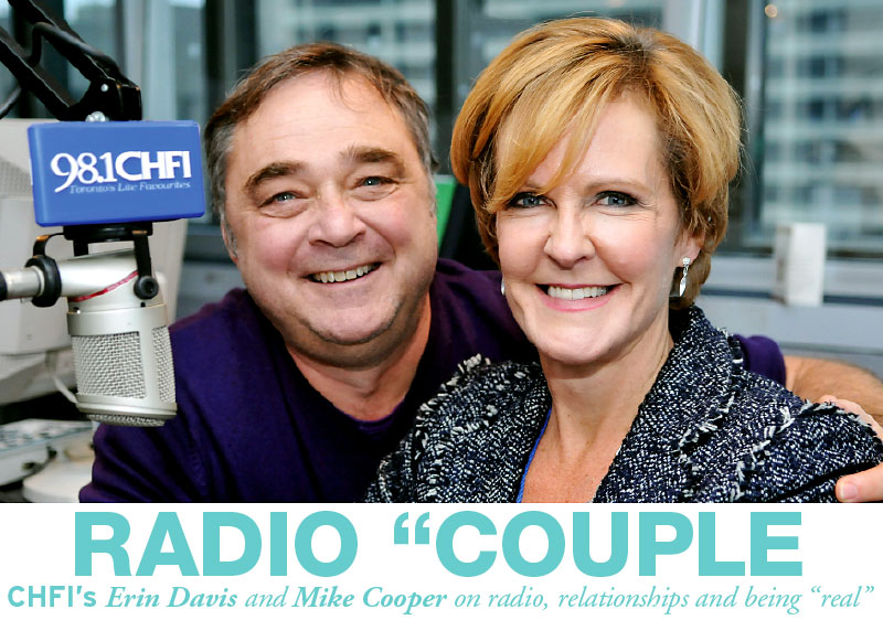 Patti Allen on Erin & Mike Morning Show on CHFI