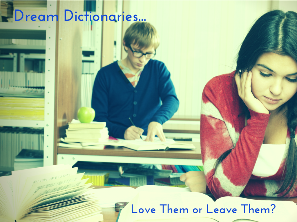 Dream Dictionaries
